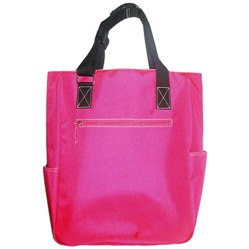Maggie Mather Tennis Tote Bag Fuschia