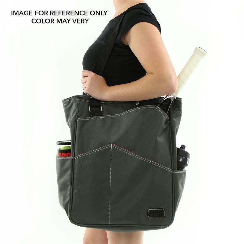 Maggie Mather Tennis Tote Bag Fuschia