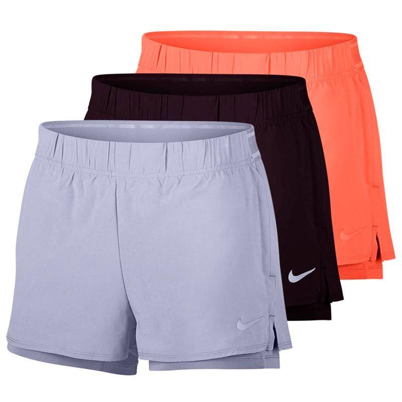   Nike Court Flex Pure Tennis Short Tennis
