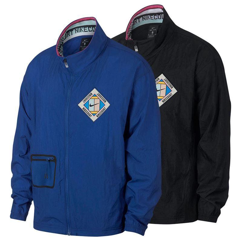 24115ae724d2 Nike Court Stadium Jacket Full Zip. Zoom
