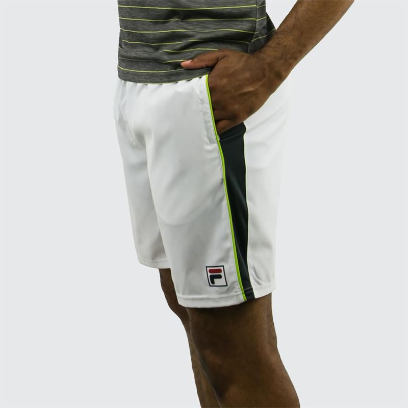 4860ec47288a Fila Legend Short, TM191678 100 | Men's Tennis Apparel