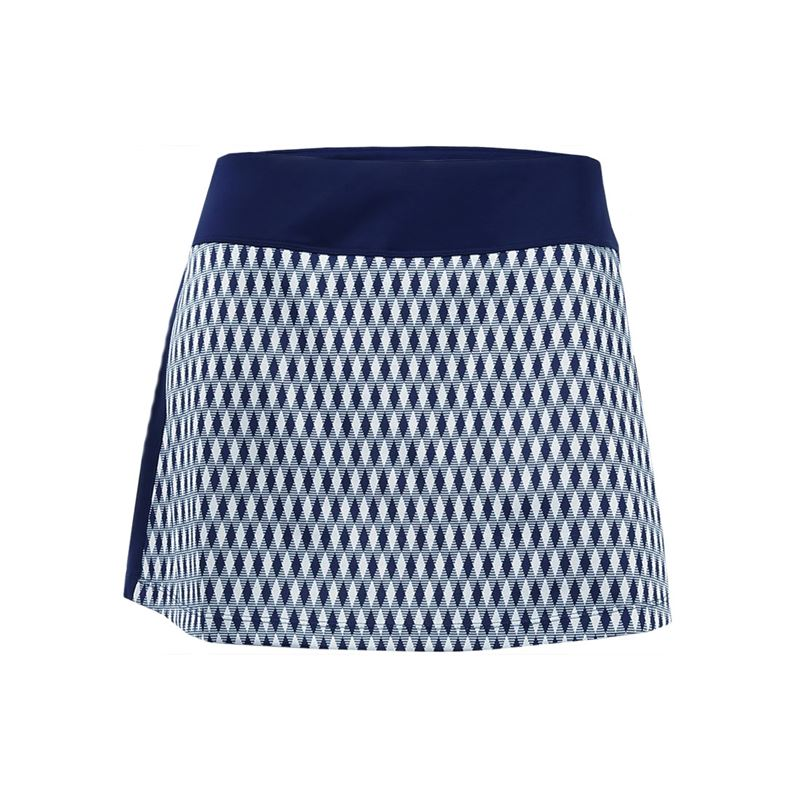 Fila Argyle Team 13.5 Inch Skirt