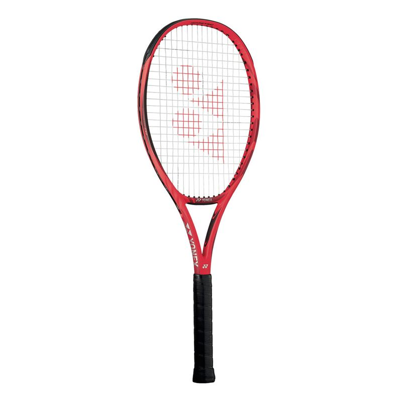 """Tennis Towel /""""Red Racquet/"""" Red Racket Yellow Ball Grey Lines 16 in by 25 in"""
