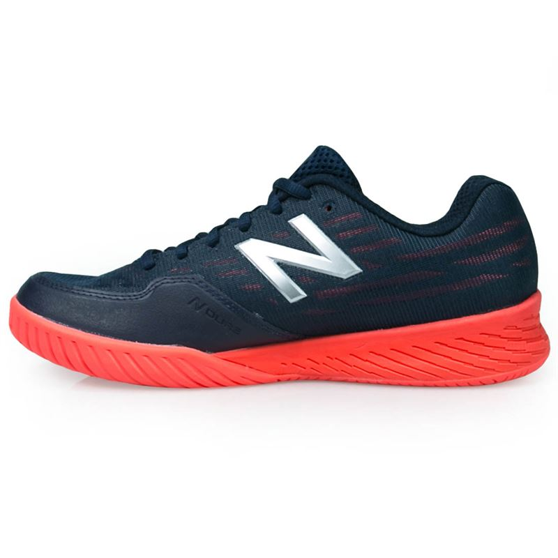 sports shoes e6489 29e70 ... New Balance WC 896 (B) Womens Tennis Shoe ...