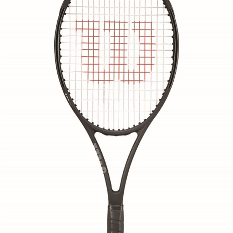 74f4b3dc7 Wilson Pro Staff 97 LS Black Tennis Racquet