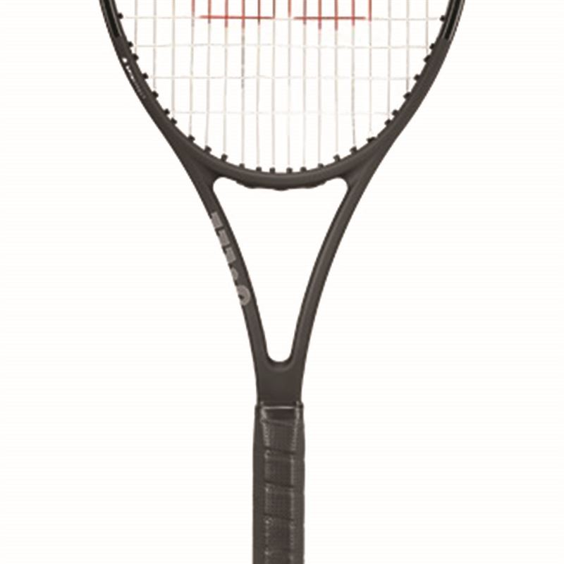 wilson pro staff 97 ls black tennis racquet wilson. Black Bedroom Furniture Sets. Home Design Ideas