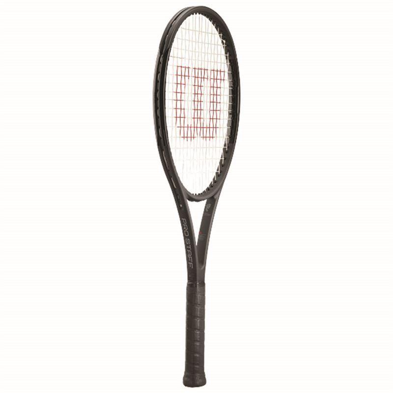 7e9fec34a ... Wilson Pro Staff 97 LS Black Tennis Racquet ...