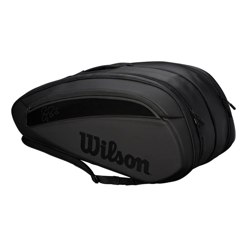 bd90b79921 Wilson Federer DNA 12 Pack Tennis Bag