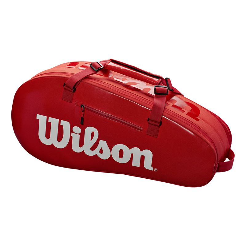 Wilson Super Tour 6 Pack Tennis Bag
