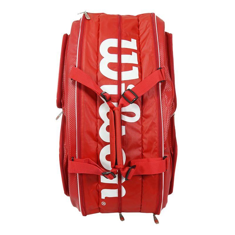 Tour V  Pack Tennis Bag Red