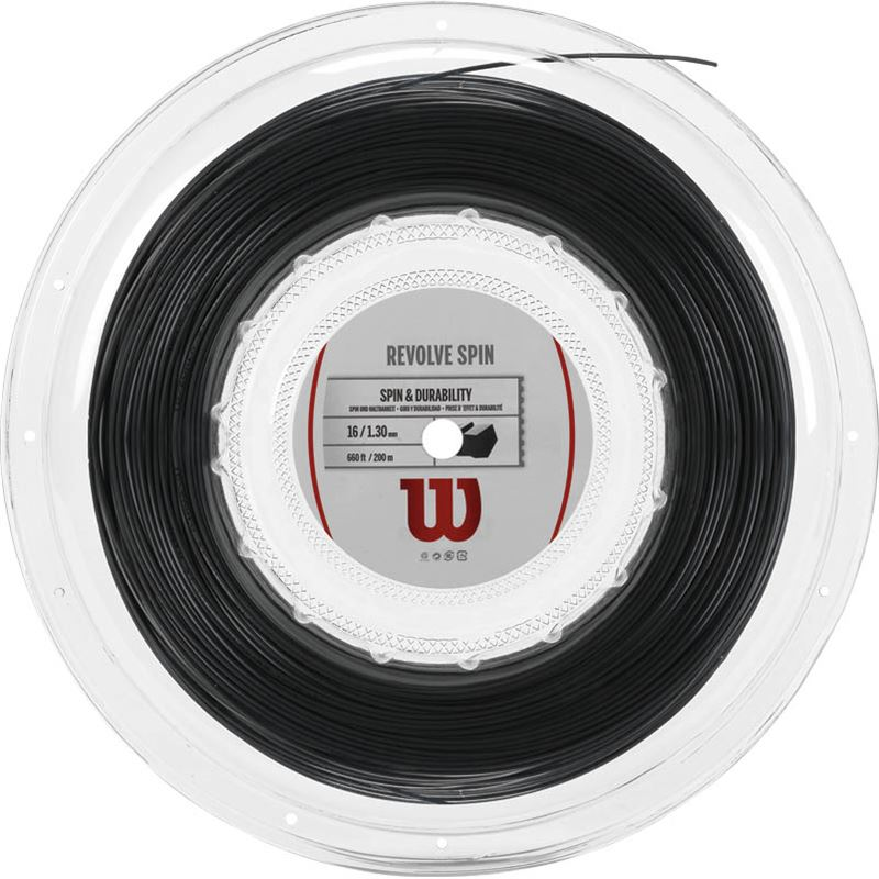 Wilson Revolve Spin 16G Tennis String REEL, WRZ907600   Wilson
