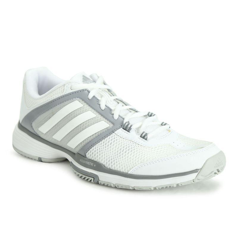 adidas barricade club womens tennis shoe white onix af6216