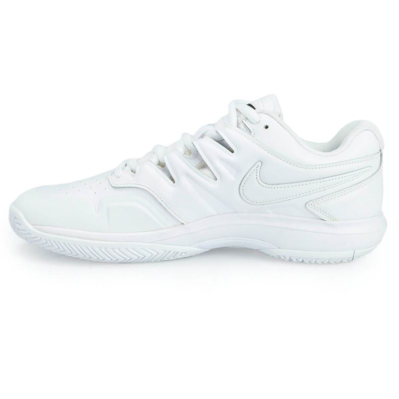 ... Nike Air Zoom Prestige Leather Mens Tennis Shoe ... 72ea8d15b