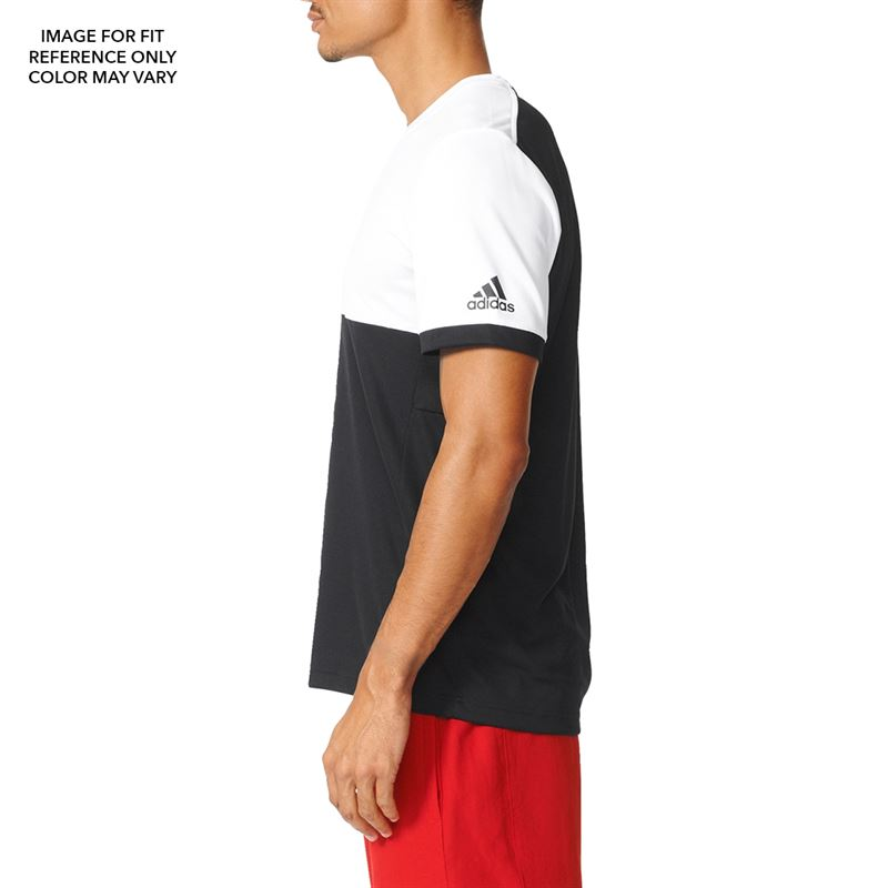 7f634f6bdd8 ... adidas T16 CC Crew adidas T16 CC Crew. Description. adidas Men's ClimaCool  short sleeve shirt ...