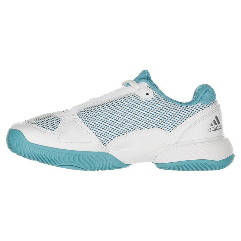 big sale 29a6f 5b348 ... adidas Junior Barricade Club XJ Tennis Shoe ...
