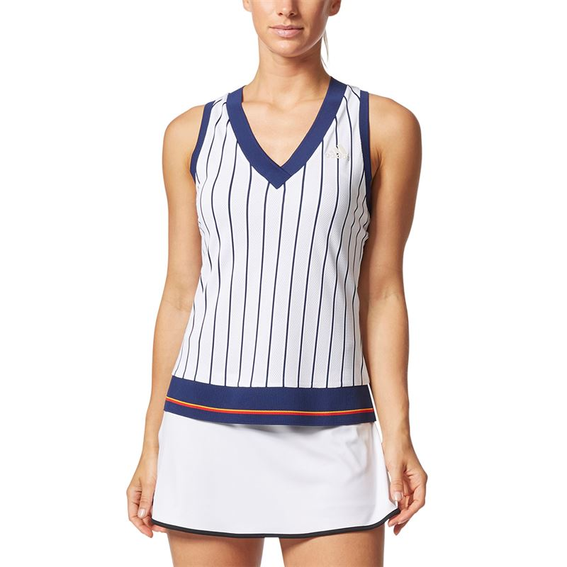 5d08443ba3799 adidas Pharrell Williams NY Striped Tank adidas Pharrell Williams NY  Striped Tank ...