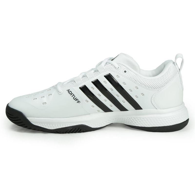 big sale c67ad 26250 adidas Classic Barricade adidas Mens Barricade Tennis Bounce Shoe Tennis  Shoe Mens Bounce Classic UY5xBqw