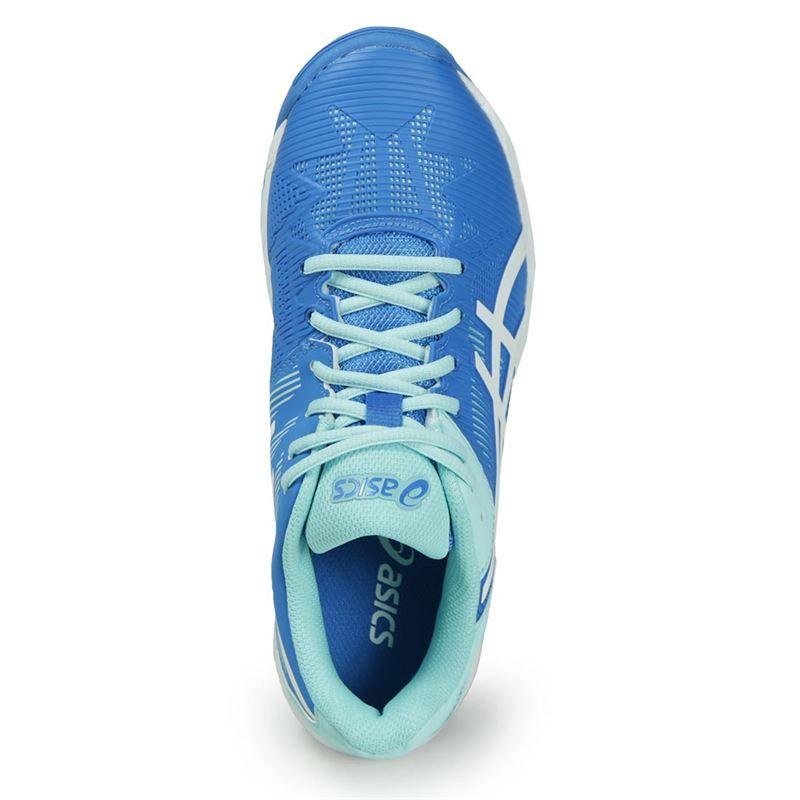 Gel Asics Solución Velocidad Zapato Tenis Junior IQMJ9EmR