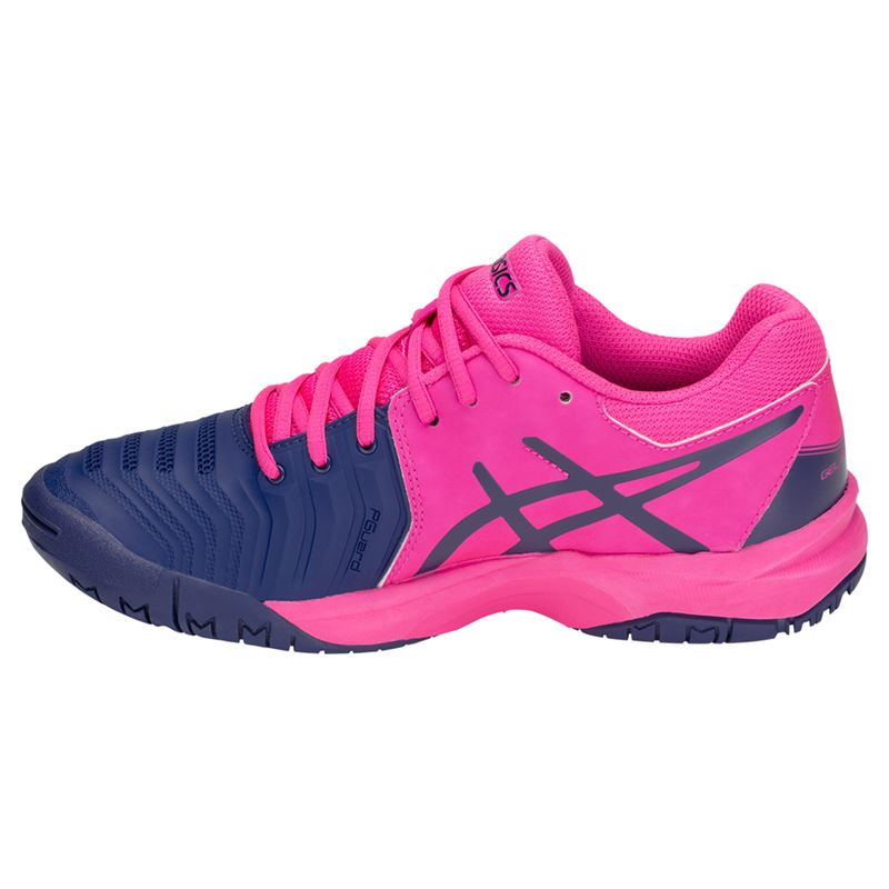 ... Asics Gel Resolution 7 GS Junior Tennis Shoe ... 55fc863787c