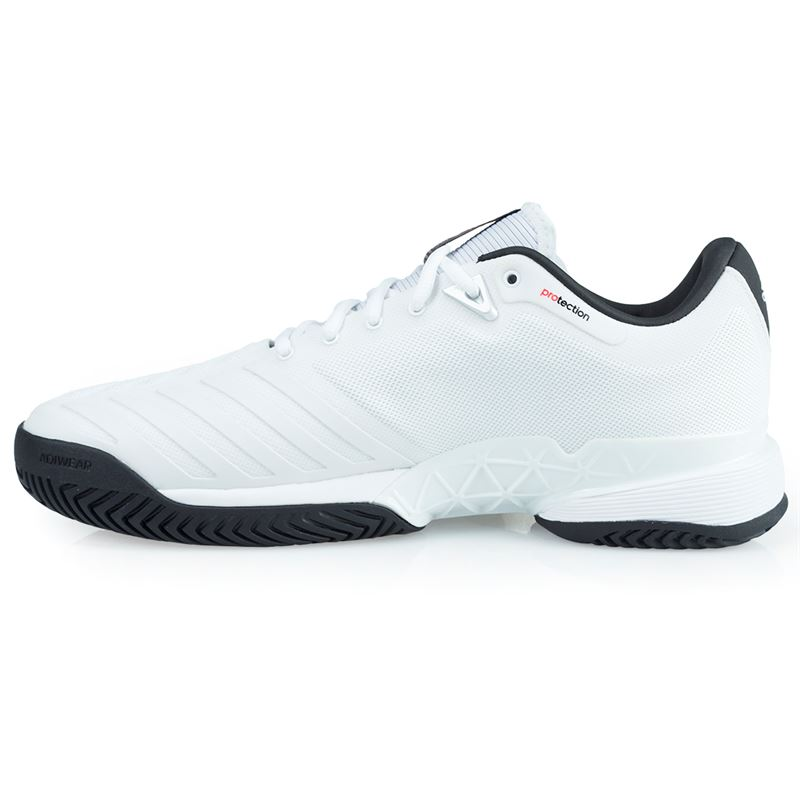 bd124535a3d23b ... White/Core Black/Matte Silver. Zoom · adidas barricade 2018 Mens Tennis  Shoe adidas barricade 2018 Mens Tennis Shoe ...