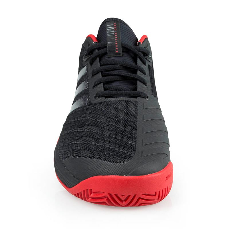 official photos 3c5f6 28ee6 ... adidas Barricade 2018 Boost Mens Tennis Shoe ...