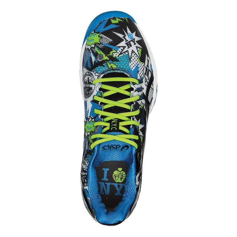 Gel Asics Résolution 3 Chaussures De Tennis 5RoYm