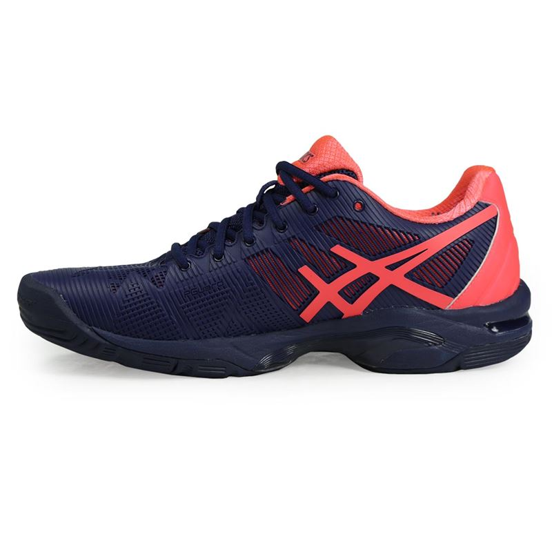 fc10a56dbd105 ... Asics Gel Solution Speed 3 Womens Tennis Shoe ...