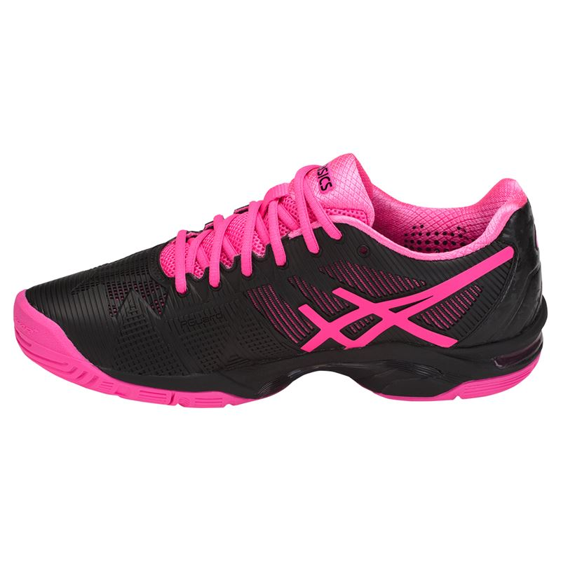 f9d7533a1 Asics Gel Solution Speed Womens Tennis Shoe, E650N 9020