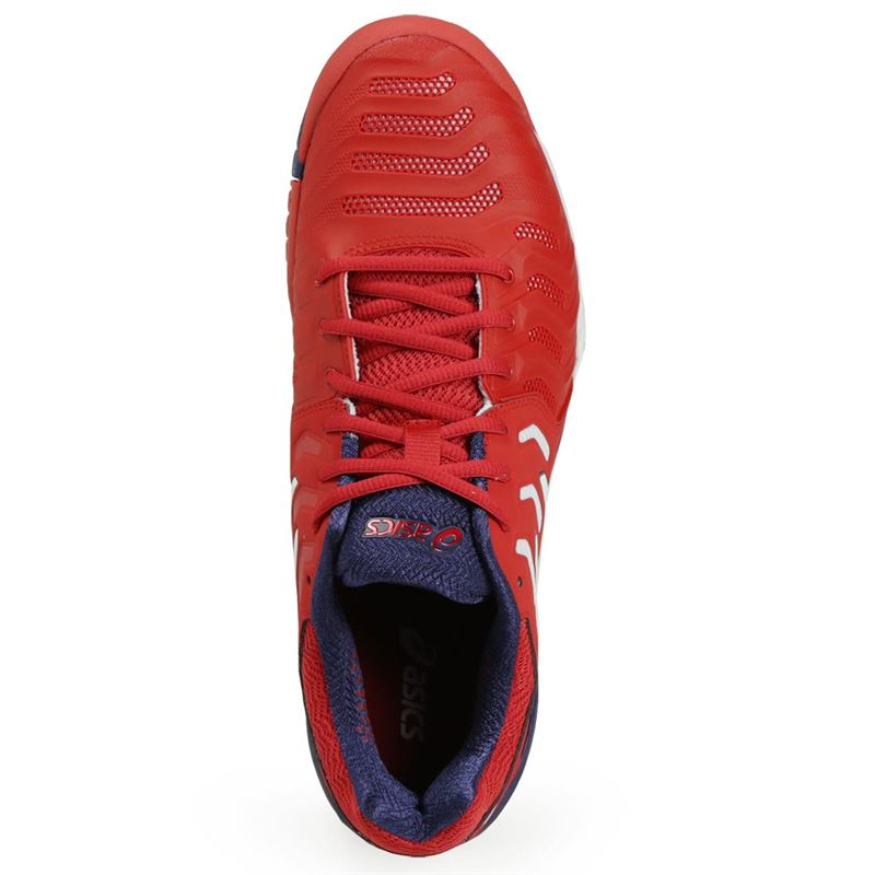 Resolución De Gel De Asics Para Hombre Zapatillas De Tenis pcoyOHJ