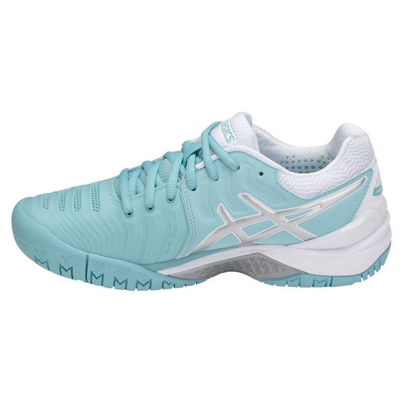 Asics Para Mujer Zapatillas De Tenis A Todo Lo Ancho KDXvfKWn