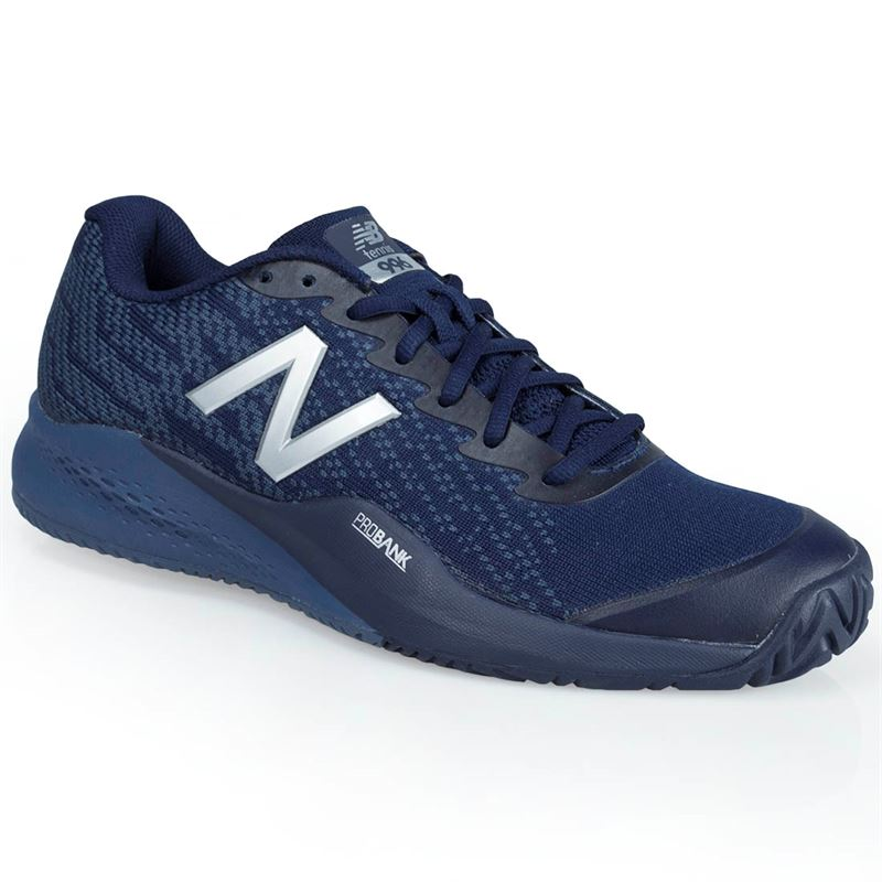 the latest f65c9 3028c New Balance MCH996N3 (2E) Mens Tennis Shoe - Pigment Vintage Indigo. Zoom
