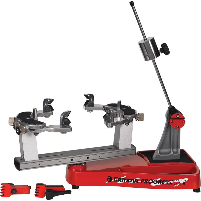 Tennis Stringing Machine >> Gamma Progression Ii 602 Tennis Stringing Machine