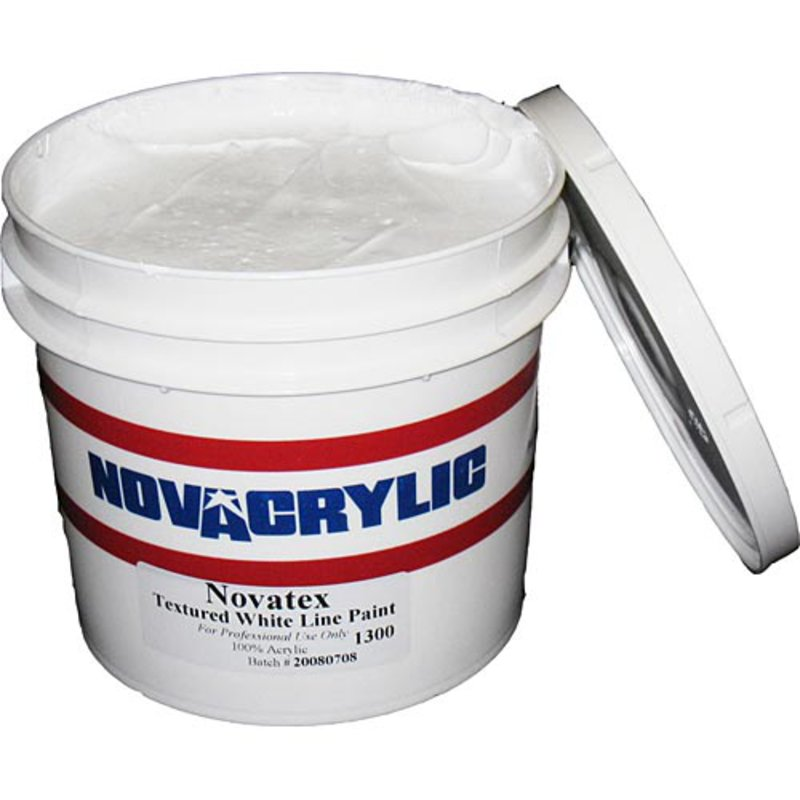 Novatex White Line Paint