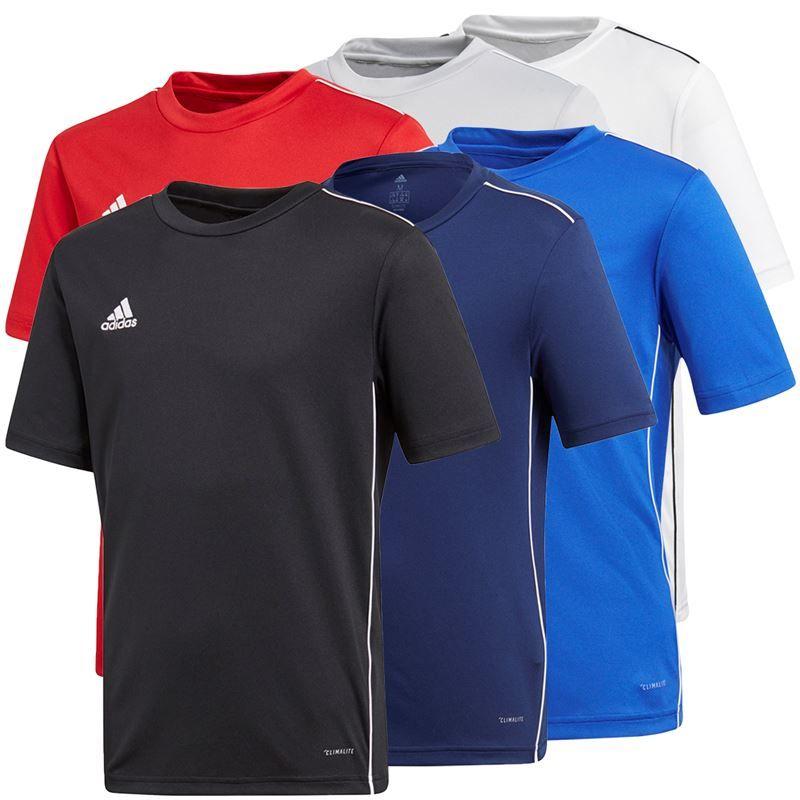 adidas Junior Training Crew, T18_kidscrew | Men's Tennis Apparel