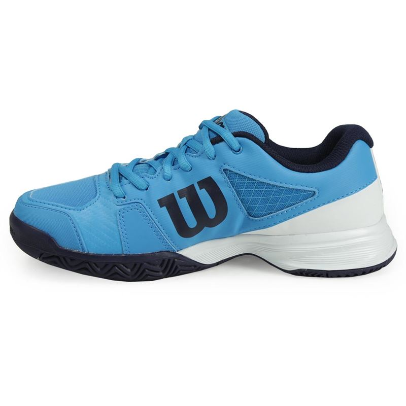 sports shoes b6745 a5167 ... Wilson Junior Rush Pro 2.5 Tennis Shoe ...