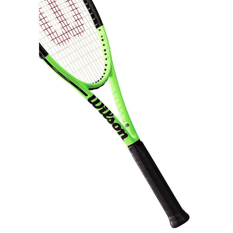 Wilson Blade 98 (18x20) Lime Racquet | Wilson Tennis