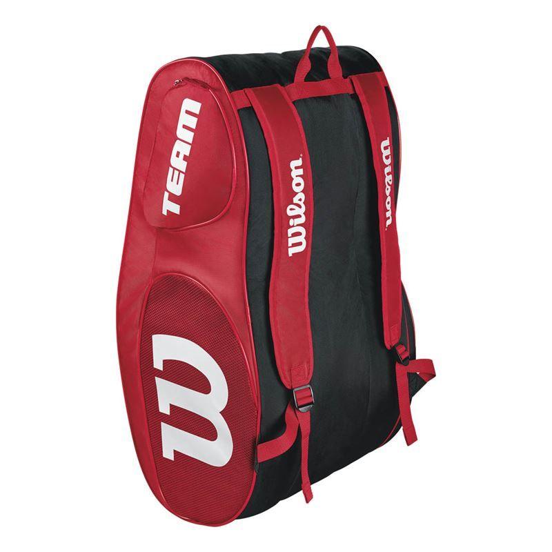 2fcf001b63b Wilson Team III Red 12 Pack Bag | Midwest Sports