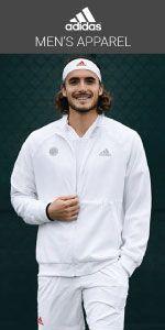 Mens adidas Tennis Apparel