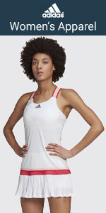 Womens adidas Tennis Apparel