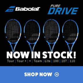 New Babolat Pure Drives Now In Stock
