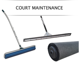 Tennis Court Maintenance