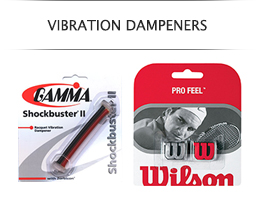 Tennis Vibration Dampeners