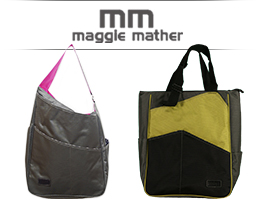 Maggie Mather Tennis Bags