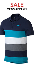 Men's Sale Tennis Apparel