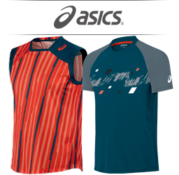 Asics Mens Tennis Apparel