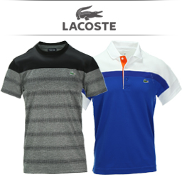 Lacoste Mens Apparel
