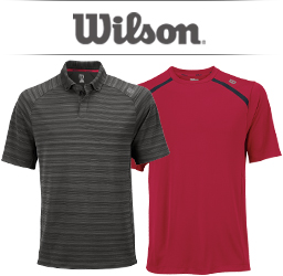 Wilson Mens Tennis Apparel