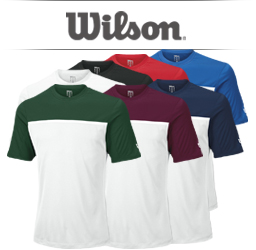Wilson Mens Team Apparel
