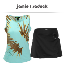 Jamie Sadock Tennis Apparel
