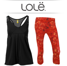 Lole Women's Tennis Apparel